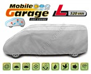 Тент для автомобиля Kegel Mobile Garage L520 Van (серый цвет)