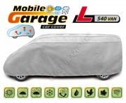 Тент для автомобиля Kegel Mobile Garage L540 Van (серый цвет)