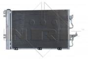 Радиатор кондиционера NRF 35555