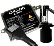 Комплект би-ксенона CYCLON 35Вт 9-32V для стандартных цоколей