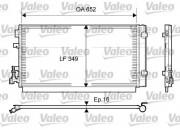 Радіатор кондиціонера VALEO 814094