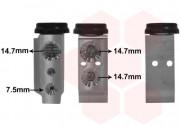 Расширительный клапан кондиционера VAN 82001385
