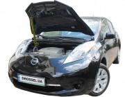 Амортизатор капота (газовый упор капота) Euro-Upor EU-NI-LEA-01-1 для Nissan Leaf (2010-2017)