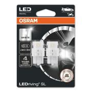 Комплект светодиодов Osram LEDriving SL 7515DWP-02B / 7515DRP-02B / 7515DYP-02B (W21/5W)