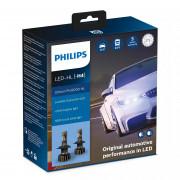 Комплект светодиодов Philips Ultinon Pro9000 LED-HL 11342U90CWX2 (H4)