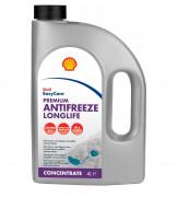 Антифриз Shell Premium Antifreeze Longlife 774 D-F (G12+) Concentrate (концентрат розового цвета)