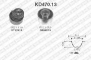 Комплект ГРМ SNR KD470.13