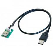 Адаптер штатных USB-разъемов ACV 44-1292-001 для Suzuki Swift (FZ / NZ) 2010+, S-Cross 2013+