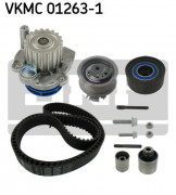 Комплект ГРМ с помпой SKF VKMC 01263-1