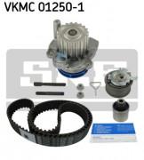 Комплект ГРМ с помпой SKF VKMC 01250-1