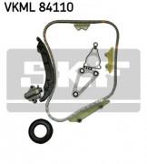 Цепь ГРМ с натяжителем в комлекте SKF VKML 84110