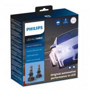 Комплект светодиодов Philips Ultinon Pro9000 LED-HL 11012U90CWX2 HIR2 (9012)
