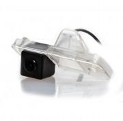 Камера заднего вида Fighter CS-HCCD+FM-03 для Kia Carens / Hyundai Santa Fe, Grand Santa Fe