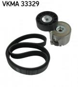 Ремень генератора (комплект) SKF VKMA 33329