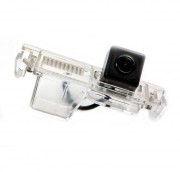 Камера заднего вида Fighter CS-HCCD+FM-04 для Kia Soul, Picanto, Rio / Hyundai Genesis, Veloster, i30, i20, i10