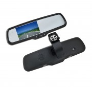Зеркало заднего вида с монитором Swat VDR-HY-21