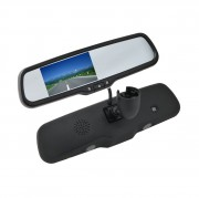 Зеркало заднего вида с монитором Swat VDR-VW-12