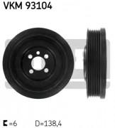 Ременный шкив SKF VKM 93104