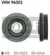 Ременный шкив SKF VKM 96001