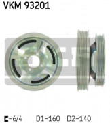 Ременный шкив SKF VKM 93201