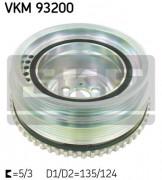 Ременный шкив SKF VKM 93200