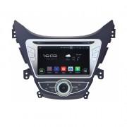 Штатная магнитола Incar AHR-2464 для Hyundai Elantra 2013+ на базе OS Android 5.1
