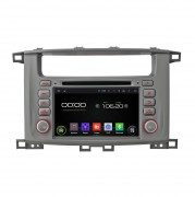 Штатная магнитола Incar AHR-2260 для Toyota Land Cruiser 100 на базе OS Android 4.4.4
