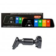 Штатное зеркало заднего вида с монитором, видеорегистратором и камерой заднего вида Phantom RMS-960 DVR Full HD-01