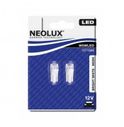 Комплект светодиодов Neolux NT1060 (T10 / W5W) 6000K