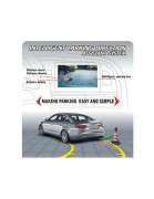 Модуль промальовування траєкторії руху автомобіля під час паркування Falcon PS01
