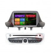 Штатная магнитола RedPower 21059 для Renault Fluence 2013+, Megane III 2008+ Android 6.0.1 (Marshmallow)