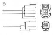 Лямбда-зонд LZA07-MD2 NGK 9394