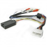 Адаптер для подключения кнопок на руле и усилителя Connects2 CTSHY003.2 (Hyundai Santa Fe 2007-2012)
