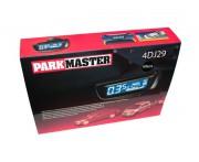 Парктроник ParkMaster 4-DJ-29 для заднего бампера с LCD-дисплеем