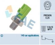 Датчик давления масла FAE 12613