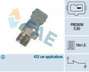 Датчик давления масла FAE 12460