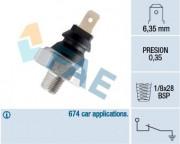 Датчик давления масла FAE 11610