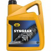 Полусинтетическое трансмиссионное масло Kroon Oil SynGear SAE 75W-90 GL-4/5