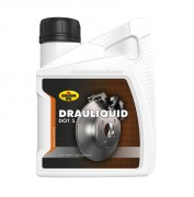 Тормозная жидкость Kroon Oil Drauliquid DOT 5.1 (0,5л)