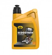 Моторное масло для скутеров Kroon Oil 2T Scoosynth (1л)