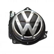 Камера заднего вида Prime-X TR-05 для Volkswagen Golf V, VI, Passat B6 4D, B7 4D, CC (в значок)