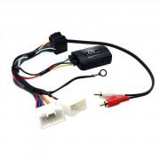 Адаптер для подключения кнопок на руле Connects2 CTSMT001.2 (Mitsubishi Lancer, Outlander / Citroen C-Crosser / Peugeot 4007)