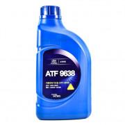 Оригинальное трансмиссионное масло Hyundai / Kia (Mobis) ATF 9638 (04500-00180)