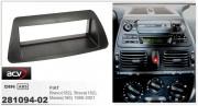 Переходная рамка ACV 281094-02 для Fiat Brava, Bravo, Marea, 1DIN