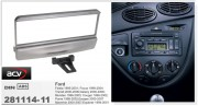 Переходная рамка ACV 281114-11 для Ford / Jaguar S-Type / Mazda 121, 1DIN