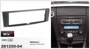 Перехідна рамка ACV 281250-04 для Renault Laguna II (G) Facelift 2005-2007, 1DIN