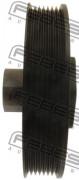 Ременный шкив FEBEST HDS-R20