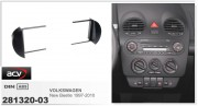 Переходная рамка ACV 281320-03 для Volkswagen New Beetle 1997-2010, 1DIN