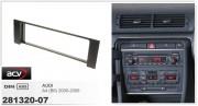Переходная рамка ACV 281320-07 для Audi A4 (B6) 2000-2006, 1DIN