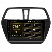 Штатная магнитола Incar DTA-0702 DSP для Suzuki SX4 (2013+) Android 10